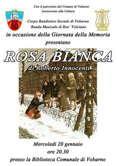 Rosa Bianca a Vobarno http://www.panesalamina.com/2016/44295-rosa-bianca-a-vobarno.html