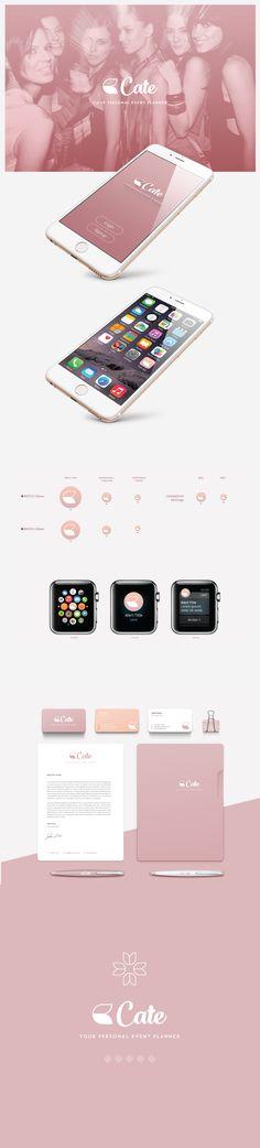 Fashion, beauty logo design and app icon. Beauty Logo, App Icon, Fashion Beauty, Logo Design, Application Icon