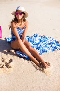 beach riot in cabo http://www.songofstyle.com/
