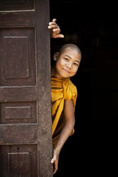 Monks of Myanmar by Scott Stulburg