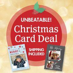 Unbeatable Christmas Card Deal! | Snapfish