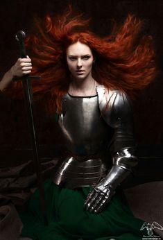 Темная воительница ингрид