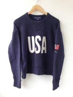 Ralph Lauren Ralph Lauren Polo Sport Knitwear Women Size m - Sweaters & Knitwear for Sale - Grailed