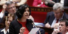 Législatives la voie est libre pour Myriam El Khomri à Paris - Europe1