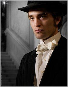 Pattinson in Bel Ami not Twilight!