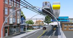 How do you add trains to a city without adding to traffic and setting up ugly concrete structures? It's a question that Indian Railways engineer Ashwani Kumar Upadhyaya has answered with his concept elevated 'Caterpillar Train' (cTrain) which has won him Fuel Efficient Cars, Traffic Congestion, Last Mile, Concrete Structure, Go Green, Web Images, Caterpillar, Innovation, Transportation