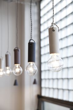 Menu Tied Pendant Light by Wrk-shp
