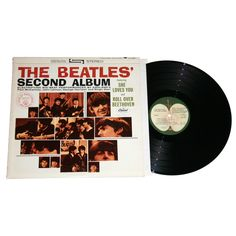 "The Beatles ""The Beatles' Second Album"" St 2080 Vinyl LP Reissue EX 
