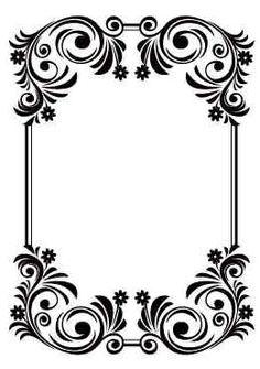 Crafts Too – Embossing Folder – Floral Background – bilderrahmen Metal Embossing, Embossing Folder, Stencil Patterns, Embroidery Patterns, Stencils, Paper Crafts, Diy Crafts, Frame Crafts, Scrapbooking