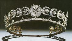 Драгоценности английского королевского двора...-