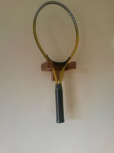 Racket Storage for Tennis, Badminton or Table tennis