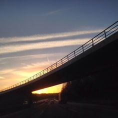 #bridge #sun