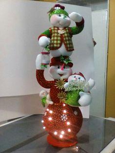 Christmas Crafts, Christmas Decorations, Christmas Ornaments, Holiday Decor, Reno, Gourds, Home Decor, Lisbon, Molde