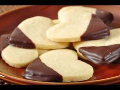 Shortbread Cookies Recipe - Joyofbaking.com *Video Recipe*