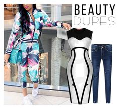 """""""Beauty"""" by suger-520 on Polyvore featuring jumpsuit and lovelywholesale"""