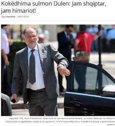 Αντιγραφάκιας: Αλβανός βουλευτής: ' Στη Χιμάρα δεν υπήρξε ποτέ, π...