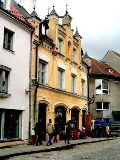 Old Town - Talinn - Estonia