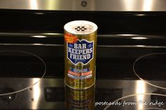 The secret weapon and method for cleaning your glass cooktop: Bar Keepers Friend & water. Buff dry after cleaning and rinsing. Household Cleaning Tips, Toilet Cleaning, Cleaning Recipes, House Cleaning Tips, Diy Cleaning Products, Cleaning Solutions, Cleaning Hacks, Spring Cleaning, Oven Cleaning