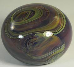 Dome Shaped Art Glass Paperweight Swirls Artist Signed 1978  http://www.ebay.com/itm/Dome-Shaped-Art-Glass-Paperweight-Swirls-Artist-Signed-1978-/330699815461?pt=LH_DefaultDomain_0=item4cff3eba25#ht_3438wt_754