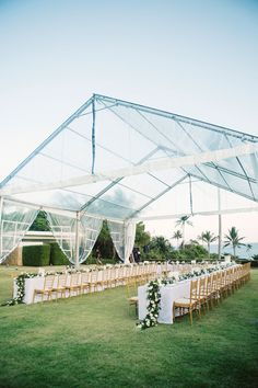 32 Ideas wedding table outdoor clear tent for 2019 Outdoor Tent Wedding, Outdoor Wedding Decorations, Wedding Backyard, Outdoor Weddings, Indoor Wedding, Marquee Wedding, Wedding Table, Wedding Venues, Wedding Ceremonies