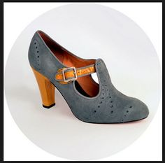 Dancer/Extra Ladies Shoes Example