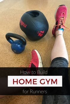 You don't need to have a gym membership to strength train! These three pieces are what you need to build a home gym for runners.