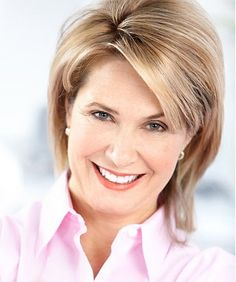 Medium Hair Styles For Women Over 40 | Looks con flequillo para Mujeres Maduras 2013
