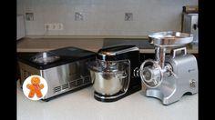 Новый Розыгрыш и Обзор Кухонной Техники от GEMLUX - YouTube