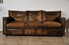 vintage leather couch. Image Result For Vintage Leather Sofa Couch T