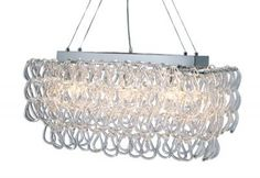 Chandelier - I want this for my dining room!