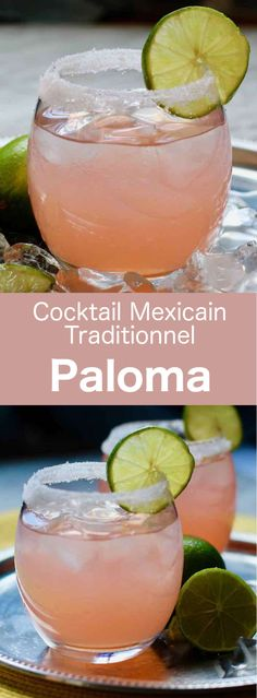 Paloma is a Mexican tequila-based cocktail prepared with grapefruit-flavored soda, that is served on the rocks and with a slice of lime. Source by Related posts: No related posts. Flavored Tequila, Tequila Based Cocktails, Mexican Cocktails, Tequila Drinks, Fruit Drinks, Paloma Cocktail, Grapefruit Cocktail, Grapefruit Soda, Mexican Food Recipes