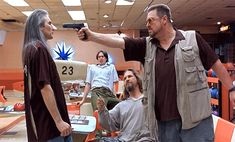 """Smokey, my friend, you are entering a world of pain. … Mark it zero!"" - The Big Lebowski (1998)"