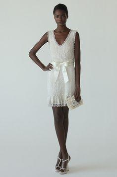Marchesa - great dress for bridal shower or rehearsal dinner