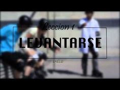 M Aprender a patinar- Lección 1-Levantarse