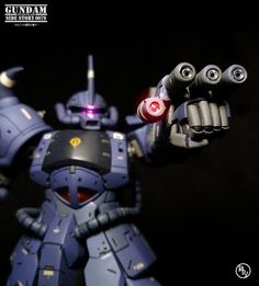 Gouf VD ( Visch Donahue ) Custom by Hary Nugraha Body Proportions, Gundam Model, Color Schemes, Wings, Inspiration, Toys, Robot, Models, R Color Palette
