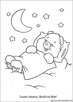 Care Bears Coloring 088