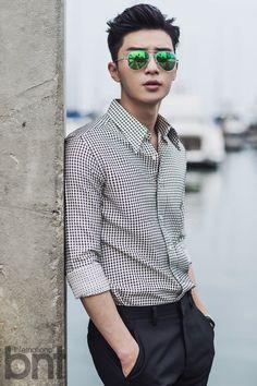 Park Seo Joon - bnt International October Issue Totally love him, he's awesome. Park Hae Jin, Park Seo Joon, Park Hyung Sik, Korean Men, Asian Men, Korean Star, Asian Actors, Korean Actors, Jun Matsumoto