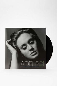 Adele - 21 LP + MP3