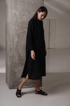 Handmade Dresses, Minimal Fashion, Fair Trade, Crow, Kurti, February, Organic Cotton, Normcore, Ootd