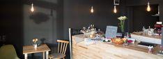 """Im Lichthaus bei der Lehener Brücke ist seit Anfang des Jahres Miriam mit ihrem Café & Deli """"Little Light"""" eingezogen. Wir haben sie besucht."""