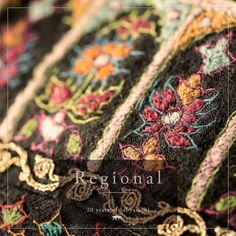 Multi coloured Sabyasachi new 2019 Christian Louboutin nomadic collection. Zardozi Embroidery, Hand Work Embroidery, Hand Embroidery Designs, Lehenga For Girls, Sabyasachi Collection, Bridal Lehenga Choli, Sabyasachi Sarees, Traditional Indian Jewellery, Embroidery Fashion