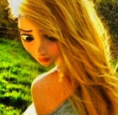 She is a shy 15 year old girl. She just enrolled to Disney Academy! Real Rapunzel, Disney Rapunzel, Disney Princess, Disney High, Disney And More, Like Instagram, Disney Instagram, Jack Frost, Disney Adoption