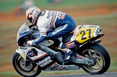 Mick Doohan NSR 500