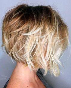 Cortes de cabello Bob de 30 capas   #cabello #capas #cortes
