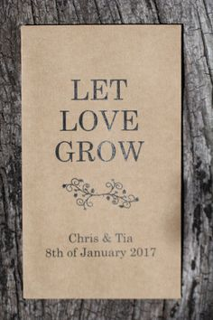 Our ecomony range of custom printed seed packets are great for wedding favours, promotional seed packets and other gifts. Wedding Plants, Seed Wedding Favors, Seed Packets, Seeds, Printed, Diy, Gifts, Souvenir, Presents