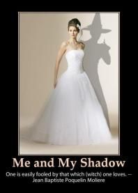 Me and My Shadow Bride/Witch @MeltemArikan