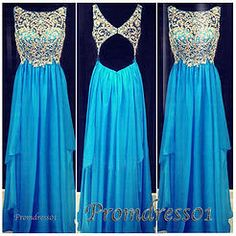 Prom Dress 2015   Custom Made Dress   Prom Dress 01