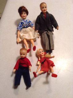 PETITE PRINCESS FANTASY  FURNITURE! FAMILY OF FOUR! #Ideal