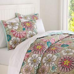 Lovely pastel bed set