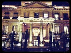 Palacio Duhau-Park Hyatt Buenos Aires - 5 star hotel truly deserving of every single one of them #BuenosAires